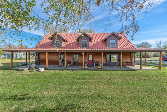 5356 Dilly Shaw Tap Road, Bryan, TX 77808 (MLS #20001021) :: The Shellenberger Team