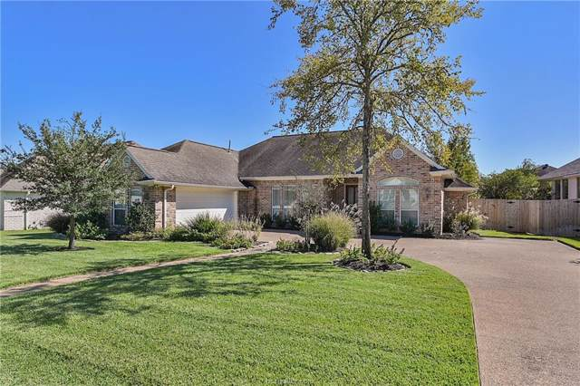 4407 Edinburgh Place, College Station, TX 77845 (MLS #20001022) :: The Shellenberger Team