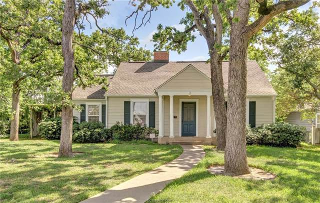 203 Suffolk Avenue, College Station, TX 77840 (MLS #20001023) :: The Shellenberger Team