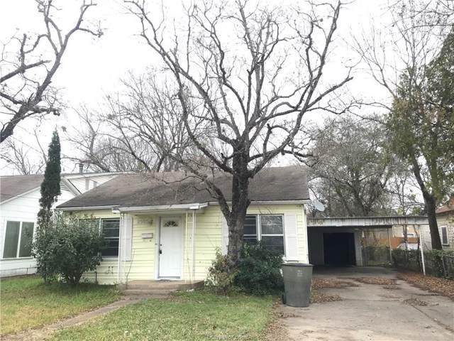 2505 Rountree Drive, Bryan, TX 77801 (MLS #20001028) :: Treehouse Real Estate