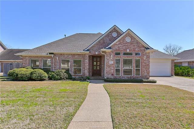 706 Prestwick Court, College Station, TX 77845 (MLS #20001072) :: The Lester Group