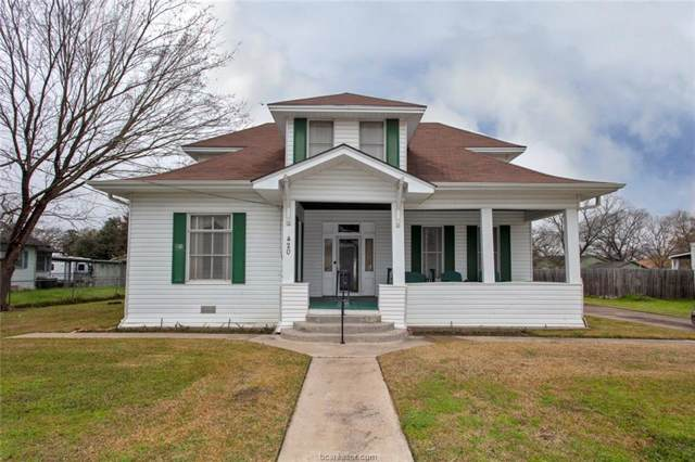 420 7th Street, Somerville, TX 77879 (MLS #20001093) :: Chapman Properties Group
