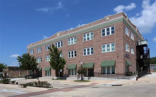 401 N Main Street #108, Bryan, TX 77803 (MLS #20001104) :: The Shellenberger Team