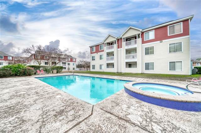 517 Southwest Parkway #202, College Station, TX 77840 (MLS #20001123) :: The Shellenberger Team