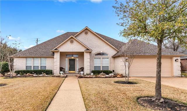 4610 Park Hollow, Bryan, TX 77802 (MLS #20001129) :: Chapman Properties Group