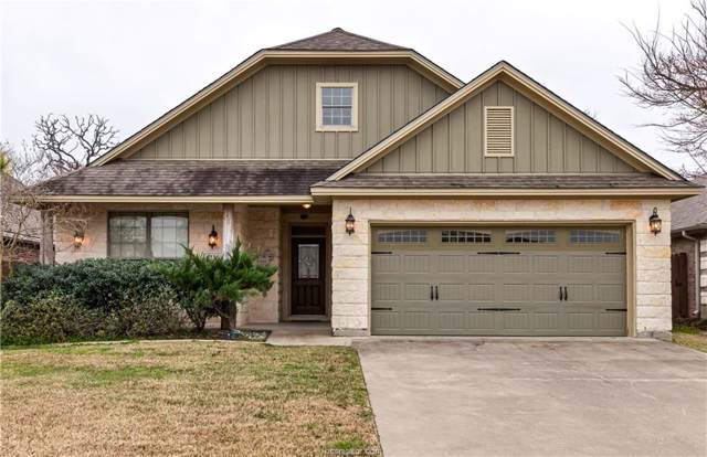 4236 Rocky Rhodes Drive, College Station, TX 77845 (MLS #20001140) :: The Lester Group