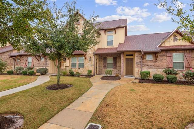 2909 Old Ironsides Drive, College Station, TX 77845 (MLS #20001182) :: Treehouse Real Estate