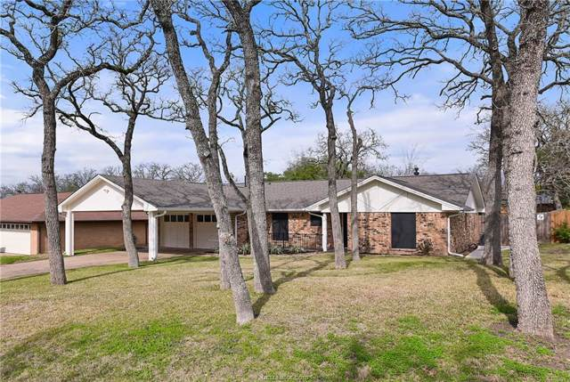 2005 Rayburn Court, College Station, TX 77840 (MLS #20001187) :: NextHome Realty Solutions BCS
