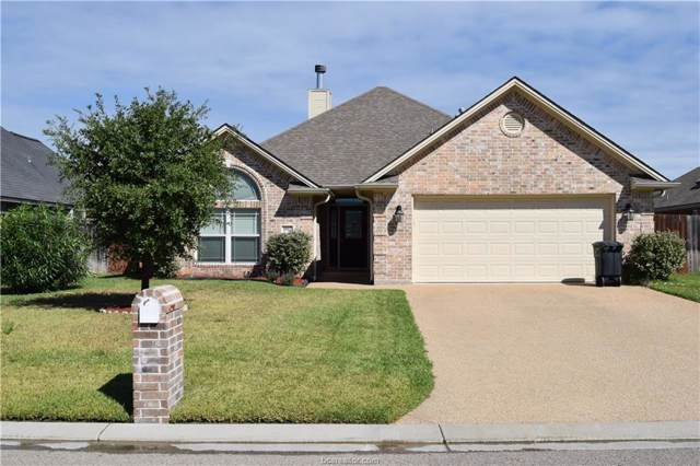 3917 Latinne Lane, College Station, TX 77845 (MLS #20001203) :: Chapman Properties Group