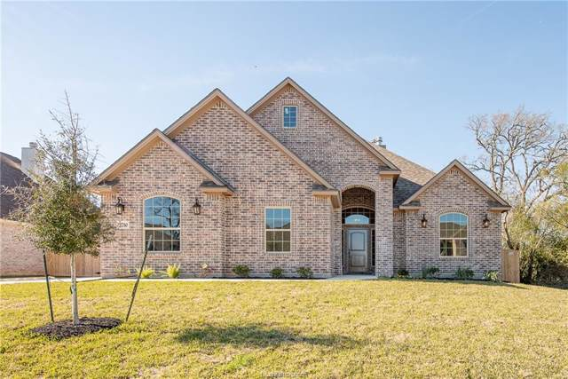 2710 Scatterby Cove, College Station, TX 77845 (MLS #20001211) :: Treehouse Real Estate