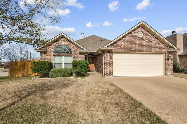 3901 Faimes Court, College Station, TX 77845 (MLS #20001212) :: Chapman Properties Group