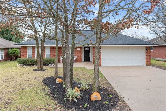 1518 Front Royal Drive, College Station, TX 77845 (MLS #20001217) :: The Lester Group