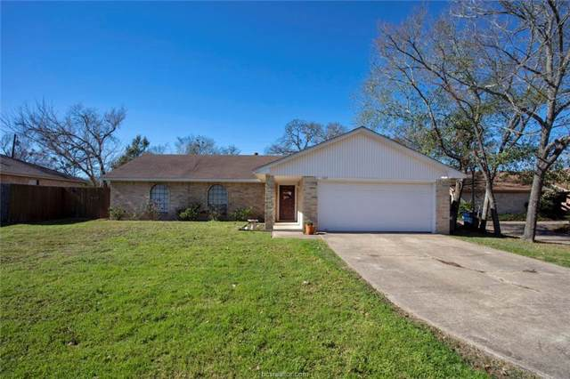 1607 Treehouse Trail, College Station, TX 77845 (MLS #20001220) :: RE/MAX 20/20