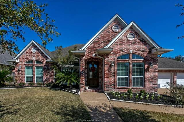 821 Plum Hollow Drive, College Station, TX 77845 (MLS #20001236) :: The Lester Group