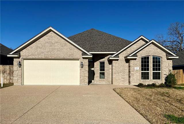 1121 White Dove Trail, College Station, TX 77845 (MLS #20001237) :: Chapman Properties Group