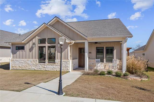 2813 Maroon Court, Bryan, TX 77807 (MLS #20001247) :: Chapman Properties Group