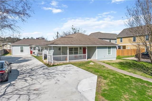 311 Fidelity Street, College Station, TX 77840 (MLS #20001256) :: Chapman Properties Group