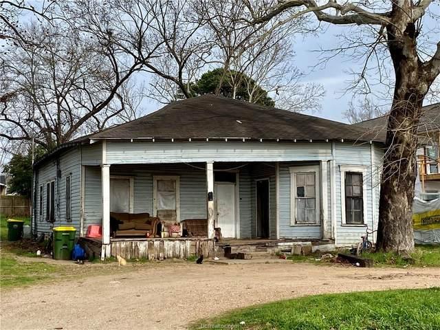 103 N San Gabriel Street, Hearne, TX 77859 (MLS #20001260) :: The Shellenberger Team