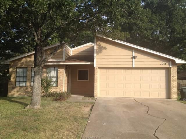 1005 San Saba Drive, College Station, TX 77845 (MLS #20001272) :: BCS Dream Homes
