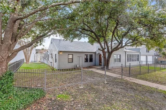 707 S Ennis Street, Bryan, TX 77803 (MLS #20001281) :: Chapman Properties Group