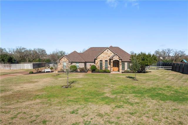 5320 High Meadow Trail, College Station, TX 77845 (MLS #20001305) :: Chapman Properties Group