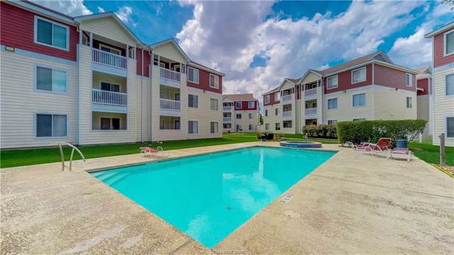 515 Southwest Parkway #204, College Station, TX 77840 (MLS #20001336) :: The Lester Group