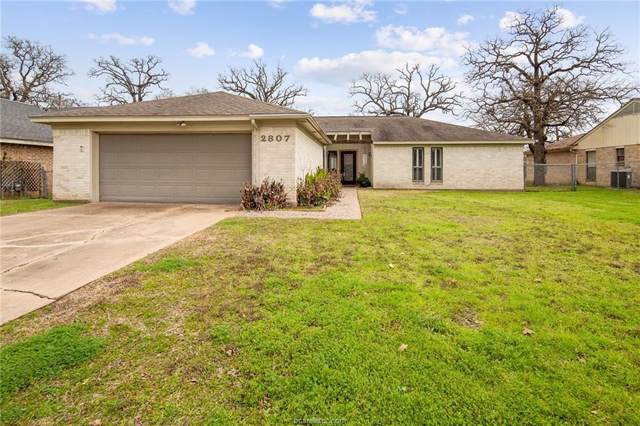 2807 Celinda, College Station, TX 77845 (MLS #20001338) :: Cherry Ruffino Team