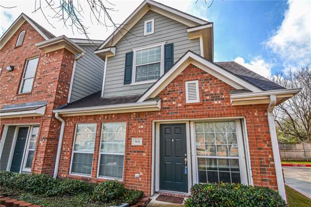 1001 Krenek Tap #906, College Station, TX 77840 (MLS #20001339) :: RE/MAX 20/20