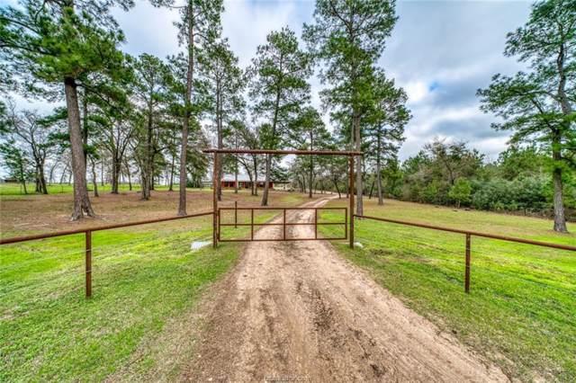 3758 County Road 183, Anderson, TX 77830 (MLS #20001346) :: Chapman Properties Group
