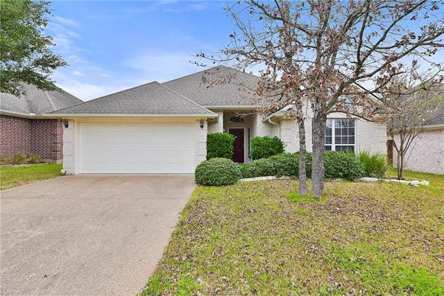 4211 Conway Court, College Station, TX 77845 (MLS #20001348) :: The Lester Group