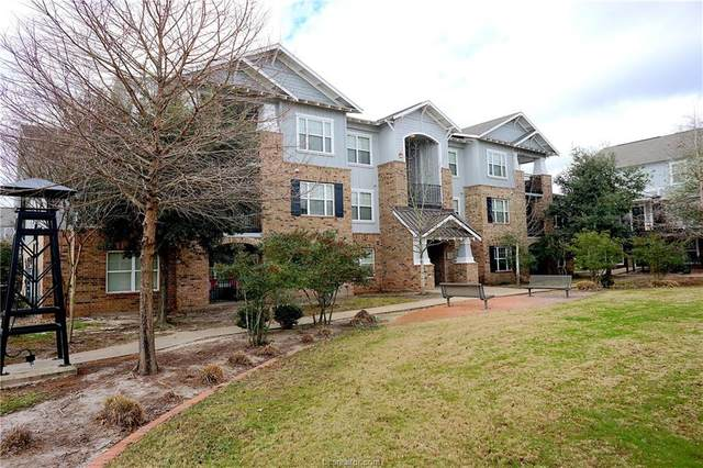 1725 Harvey Mitchell #2213, College Station, TX 77840 (MLS #20001376) :: BCS Dream Homes