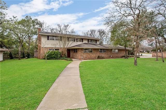 1800 Sabine Court, College Station, TX 77840 (MLS #20001394) :: Chapman Properties Group