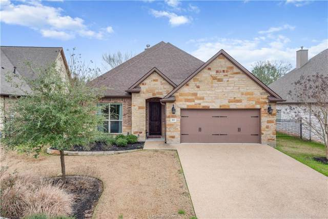 3103 Diamondleaf, Bryan, TX 77807 (MLS #20001410) :: Chapman Properties Group