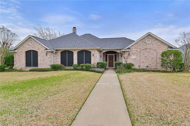 4763 Tiffany Park Circle, Bryan, TX 77802 (MLS #20001421) :: Chapman Properties Group