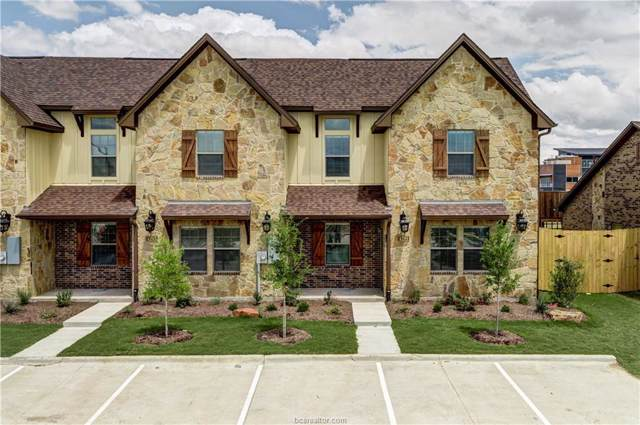 110-118 Knox, College Station, TX 77845 (MLS #20001424) :: The Lester Group