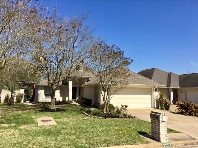 5002 Hogan, College Station, TX 77845 (MLS #20001443) :: The Lester Group