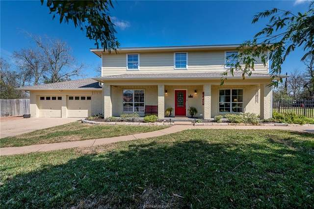 1020 Holt Street, College Station, TX 77840 (MLS #20001455) :: RE/MAX 20/20
