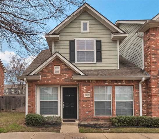 1001 Krenek Tap Road #2801, College Station, TX 77840 (MLS #20001468) :: RE/MAX 20/20
