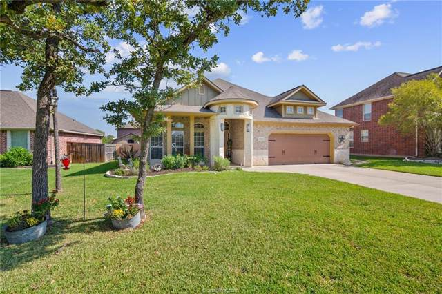 4303 Parnell Drive, College Station, TX 77845 (MLS #20001470) :: BCS Dream Homes