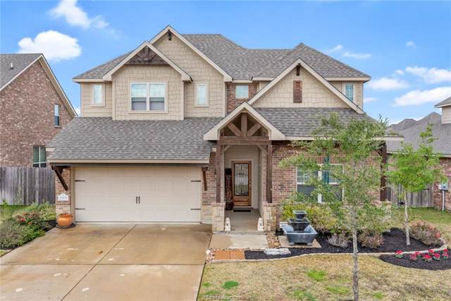 2604 Kimbolton, College Station, TX 77845 (MLS #20001502) :: The Lester Group