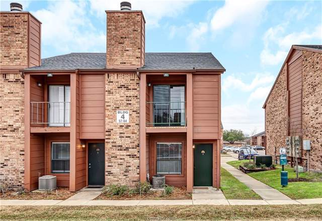 904 University Oaks #57, College Station, TX 77840 (MLS #20001519) :: RE/MAX 20/20