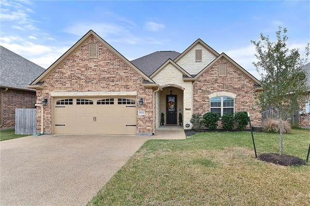 15624 Wood Brook Lane, College Station, TX 77845 (MLS #20001558) :: BCS Dream Homes