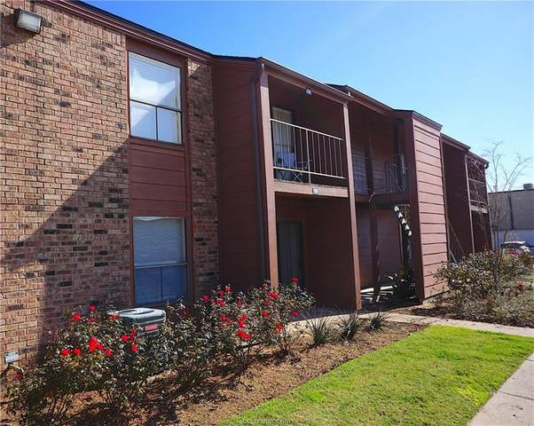 904 University Oaks #136, College Station, TX 77840 (MLS #20001562) :: Treehouse Real Estate