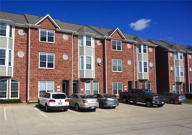 1198 Jones Butler #3010, College Station, TX 77840 (MLS #20001568) :: Treehouse Real Estate