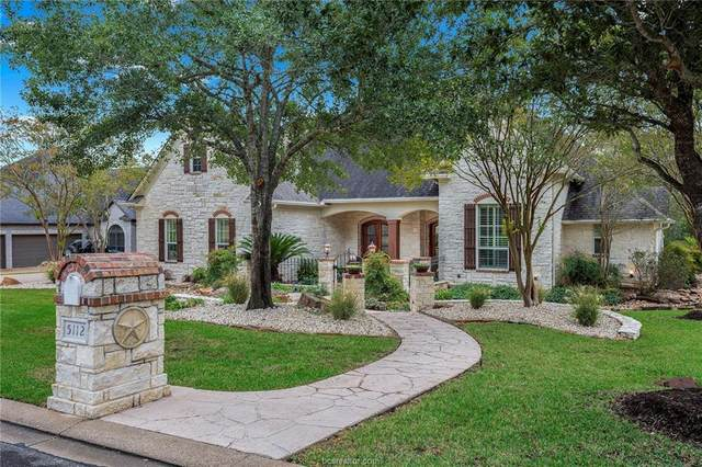 5112 Whistling Straits Drive, College Station, TX 77845 (MLS #20001581) :: The Lester Group