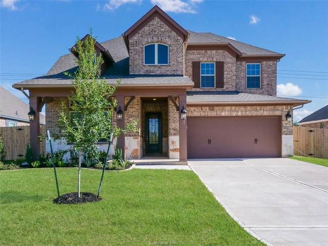 4607 Tonbridge Drive, College Station, TX 77845 (MLS #20001601) :: The Lester Group