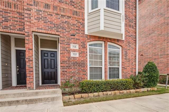 1198 Jones Butler Road #709, College Station, TX 77840 (MLS #20001636) :: RE/MAX 20/20