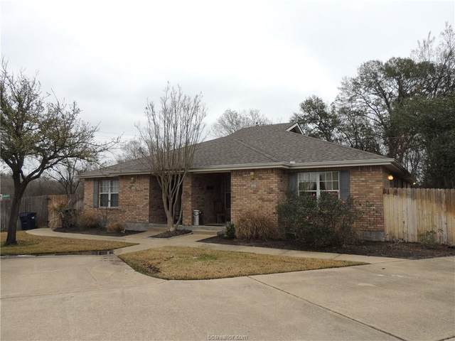 2417-19 Brittain Court, College Station, TX 77845 (MLS #20001672) :: The Lester Group