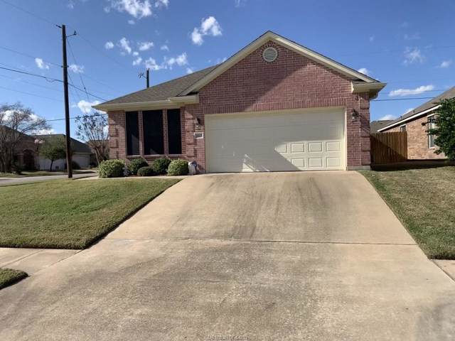 2601 Trophy Drive, Bryan, TX 77802 (MLS #20001687) :: Cherry Ruffino Team