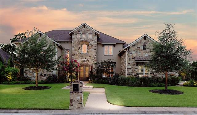 4922 Whistling Straits Loop, College Station, TX 77845 (MLS #20001700) :: The Lester Group